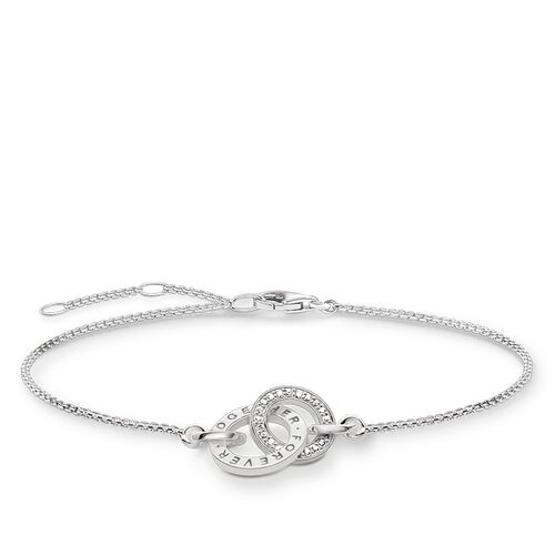 """bracelet """"Together Forever"""" from the Glam & Soul collection in the THOMAS SABO online store"""