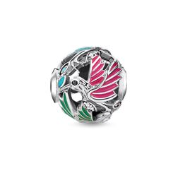 Bead Kolibri silber aus der Karma Beads Kollektion im Online Shop von THOMAS SABO