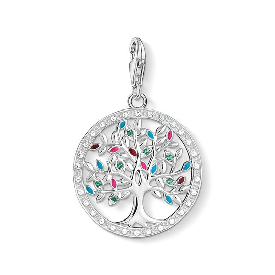 Charm pendant Tree of Love from the Charm Club collection in the THOMAS SABO online store