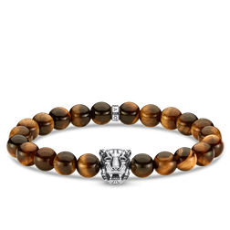 bracelet tigre de la collection Rebel at heart dans la boutique en ligne de THOMAS SABO