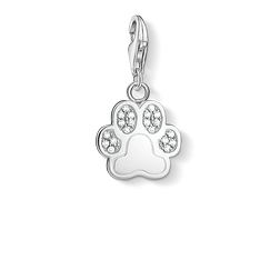 Charm pendant paw from the Charm Club Collection collection in the THOMAS SABO online store