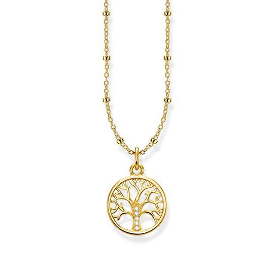 """Kette """"Tree of Love gold"""" aus der Glam & Soul Kollektion im Online Shop von THOMAS SABO"""