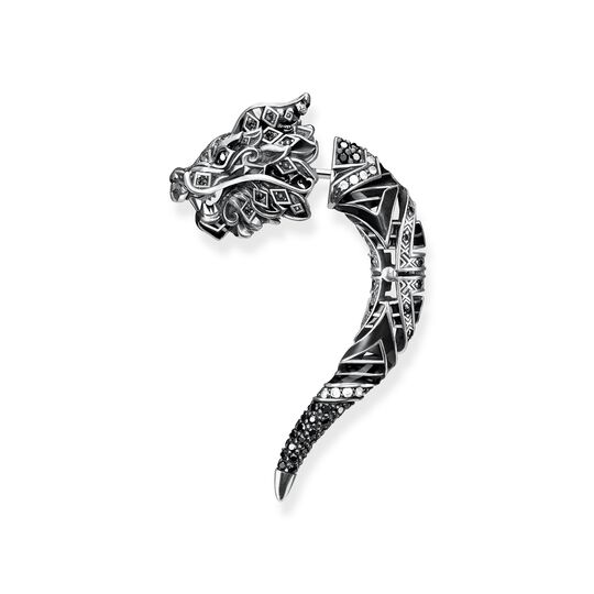earring chinese dragon from the  collection in the THOMAS SABO online store