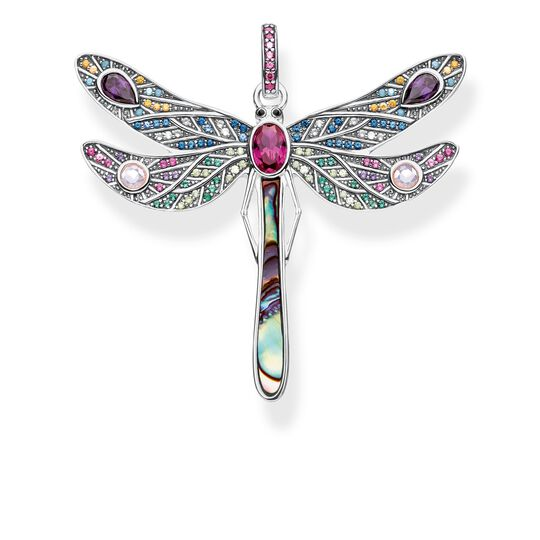 """pendant """"dragonfly"""" from the Glam & Soul collection in the THOMAS SABO online store"""