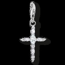 Charm-Anhänger Ikonisches Kreuz aus der Charm Club Collection Kollektion im Online Shop von THOMAS SABO