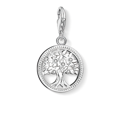 "Charm pendant ""tree"" from the  collection in the THOMAS SABO online store"