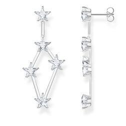 pendientes estrellas plata de la colección Glam & Soul en la tienda online de THOMAS SABO