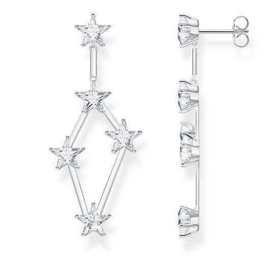 Ohrringe Sterne silber aus der Glam & Soul Kollektion im Online Shop von THOMAS SABO