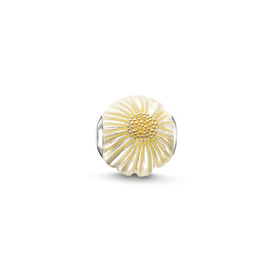 Bead daisy from the Karma Beads collection in the THOMAS SABO online store