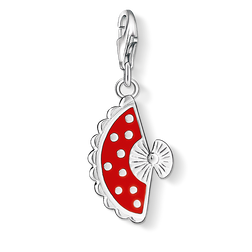 "Charm pendant ""fan"" from the  collection in the THOMAS SABO online store"