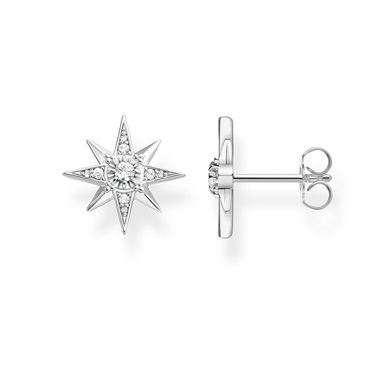 ear studs star silver from the Glam & Soul collection in the THOMAS SABO online store