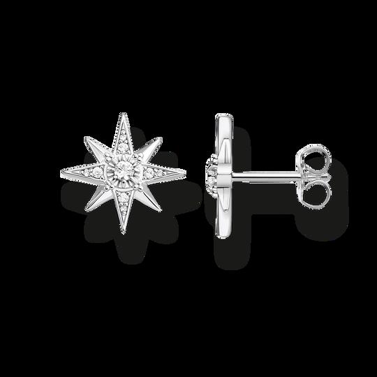 Ohrstecker Stern silber aus der Glam & Soul Kollektion im Online Shop von THOMAS SABO
