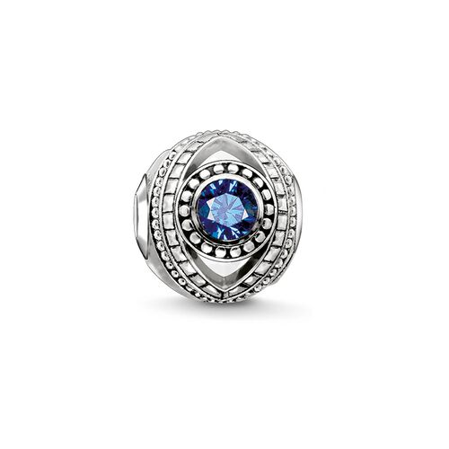 """Bead """"œil bleu de Turquie"""" de la collection Karma Beads dans la boutique en ligne de THOMAS SABO"""