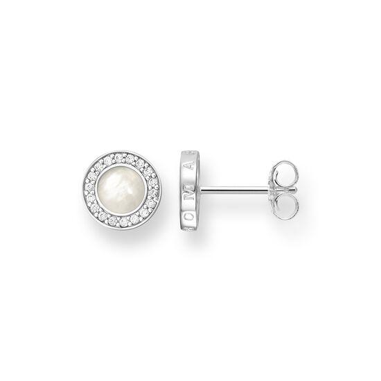 beste Turnschuhe Großhandelspreis Wert für Geld THOMAS SABO Glam & Soul Sterling Silver ear studs