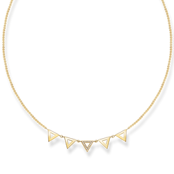"""necklace """"triangle"""" from the Glam & Soul collection in the THOMAS SABO online store"""