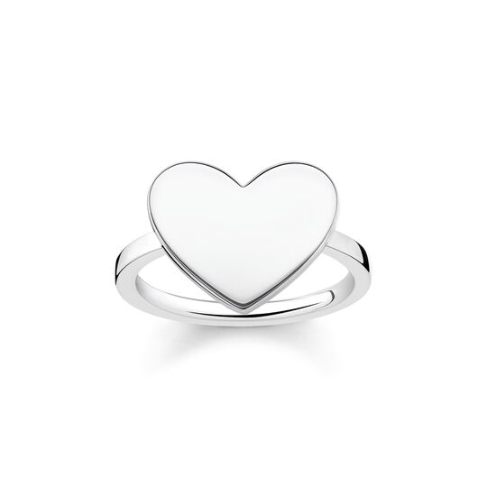 ring heart from the  collection in the THOMAS SABO online store