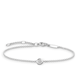 "bracelet ""Sparkling Circles"" from the Glam & Soul collection in the THOMAS SABO online store"