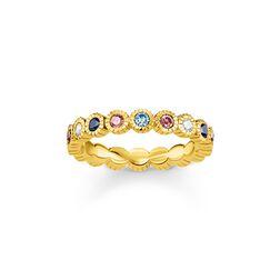 "Ring ""Royalty gold"" aus der Glam & Soul Kollektion im Online Shop von THOMAS SABO"