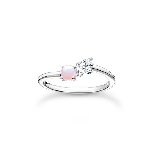 Ring Pfeil opalfarbener Stein aus der Charming Collection Kollektion im Online Shop von THOMAS SABO