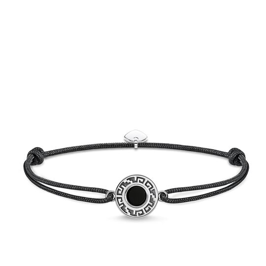 """bracelet """"Little Secret ornament black"""" from the Glam & Soul collection in the THOMAS SABO online store"""