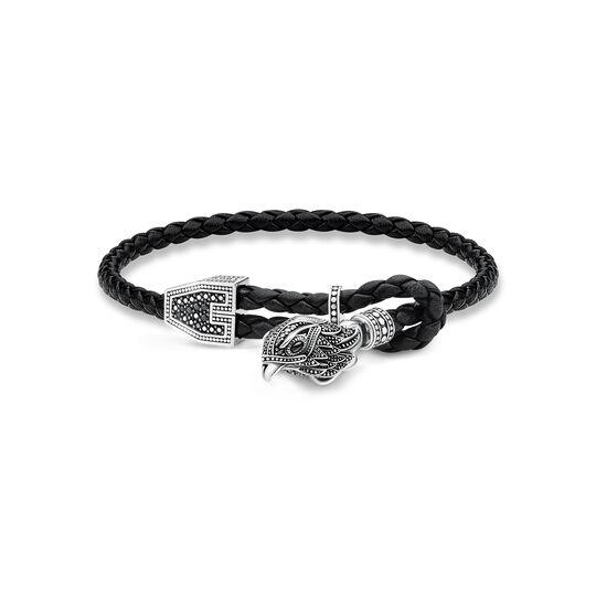 bracelet cuir faucon de la collection  dans la boutique en ligne de THOMAS SABO