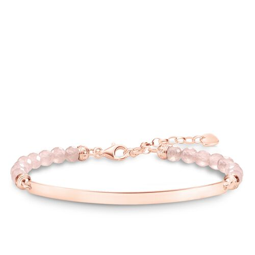 """bracelet """"pink"""" from the Love Bridge collection in the THOMAS SABO online store"""