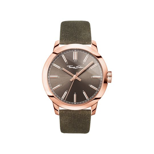 men's watch Rebel at heart Men from the  collection in the THOMAS SABO online store
