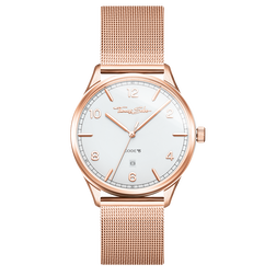 Montre unisexe CODE TS or rose de la collection Glam & Soul dans la boutique en ligne de THOMAS SABO