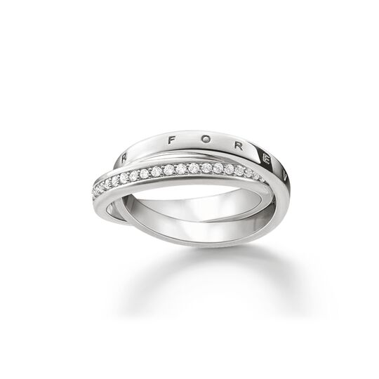 ring TOGETHER FOREVER from the  collection in the THOMAS SABO online store