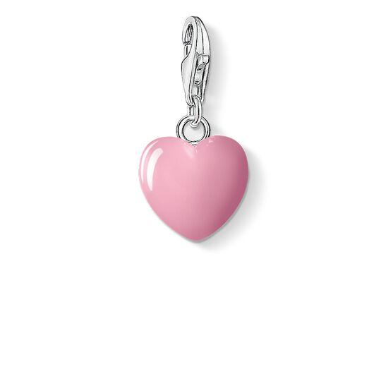 colgante Charm corazón rosa de la colección  en la tienda online de THOMAS SABO