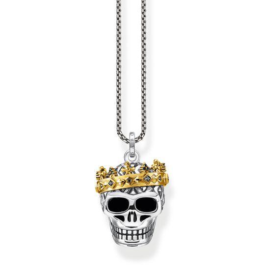 Chaîne tête de mort couronne de la collection  dans la boutique en ligne de THOMAS SABO