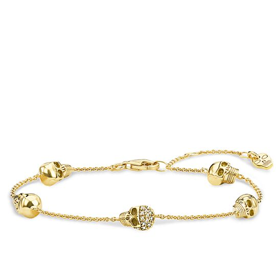 bracelet skull from the  collection in the THOMAS SABO online store
