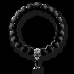 Thomas Sabo Women 925 Sterling Silver silver Chain Bracelet - A1681-062-10-L19 l8wg3j