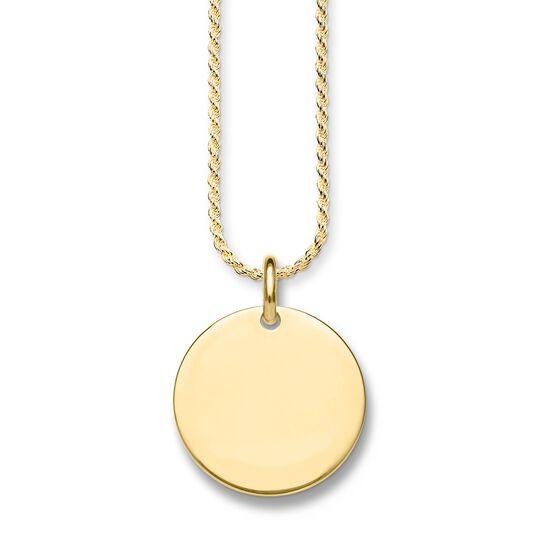 Kette Coin aus der  Kollektion im Online Shop von THOMAS SABO