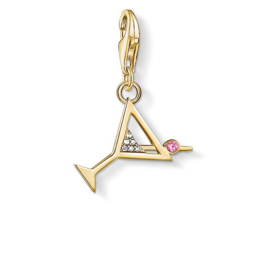 Charm pendant cocktail from the Charm Club collection in the THOMAS SABO online store