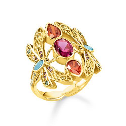 """Ring """"Libelle"""" aus der Glam & Soul Kollektion im Online Shop von THOMAS SABO"""