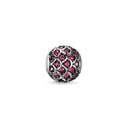 Bead poisson rouge de la collection Karma Beads dans la boutique en ligne de THOMAS SABO