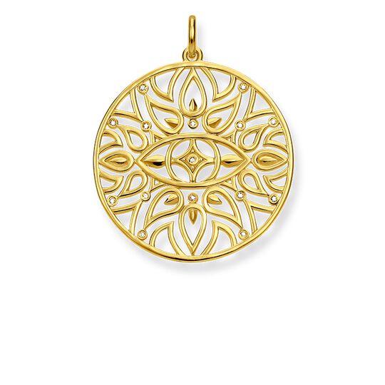"""pendentif """"ornement"""" de la collection Glam & Soul dans la boutique en ligne de THOMAS SABO"""