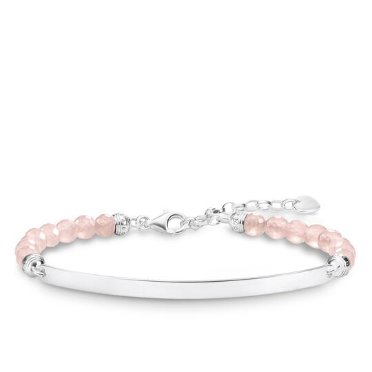 bracelet pink from the Love Bridge collection in the THOMAS SABO online store