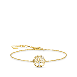 "bracelet ""Tree of Love gold"" from the Glam & Soul collection in the THOMAS SABO online store"