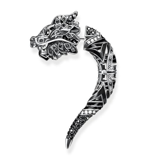 "earring ""Chinese dragon"" from the Glam & Soul collection in the THOMAS SABO online store"