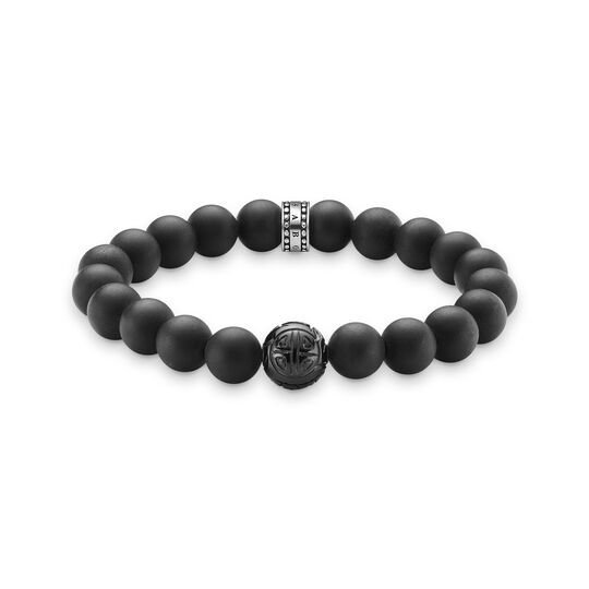 bracelet obsidian from the  collection in the THOMAS SABO online store