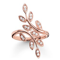 "ring ""tendrils small"" from the Glam & Soul collection in the THOMAS SABO online store"