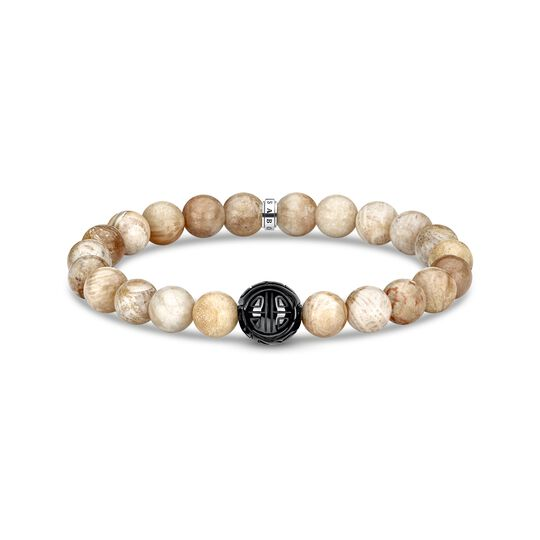 bracelet beige from the  collection in the THOMAS SABO online store