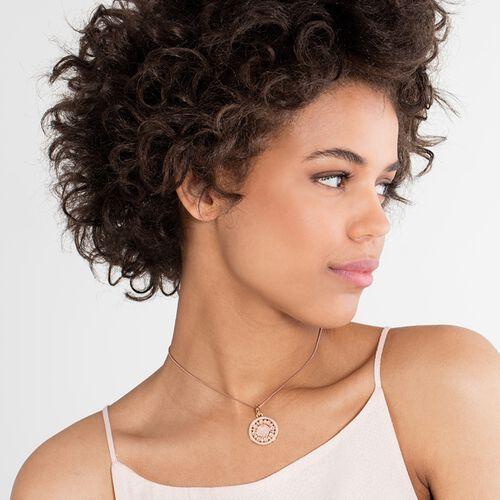 """chaîne """"ornement rose"""" de la collection Glam & Soul dans la boutique en ligne de THOMAS SABO"""