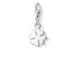 "Charm pendant ""cloverleaf"" from the  collection in the THOMAS SABO online store"
