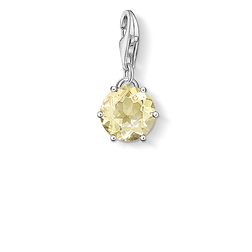 Charm pendant birth stone November from the  collection in the THOMAS SABO online store