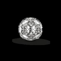 Bead feuille de lotus de la collection Karma Beads dans la boutique en ligne de THOMAS SABO