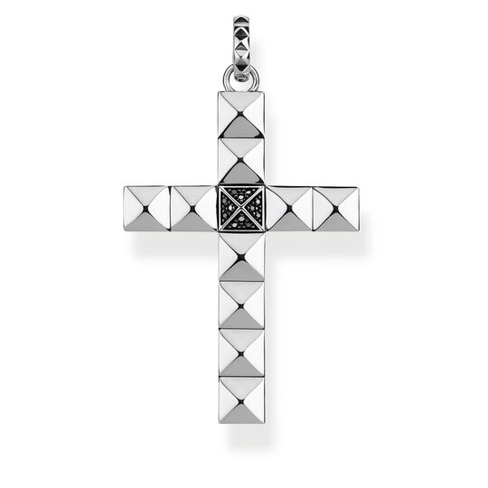 "pendant ""cross"" from the Glam & Soul collection in the THOMAS SABO online store"