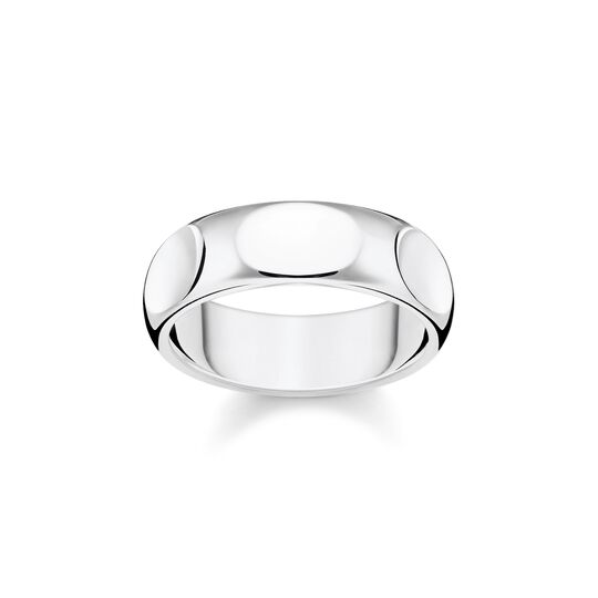 ring Minimalist silver from the  collection in the THOMAS SABO online store
